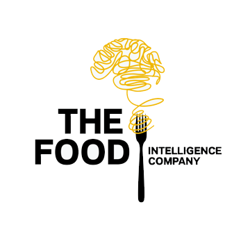 Logo the food
